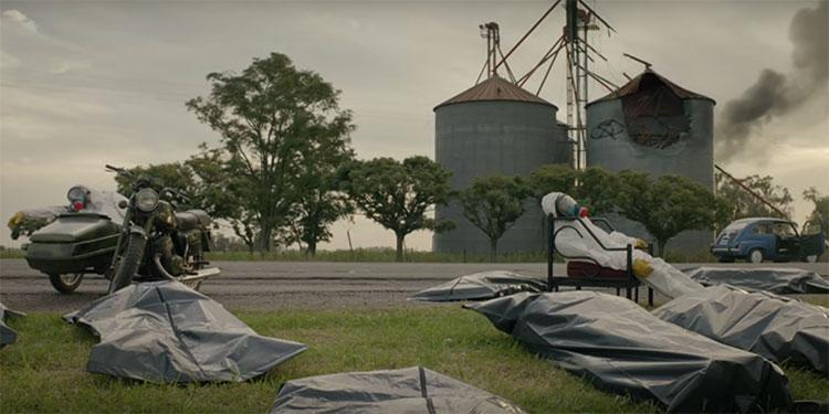 """""""Tóxico"""", la película argentina que predijo la llegada de una pandemia (Video)"""