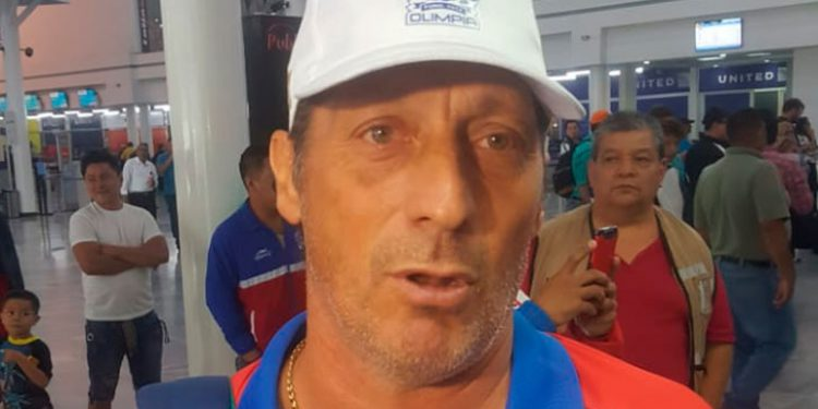 Troglio no se moverá del país y sigue firme en Olimpia