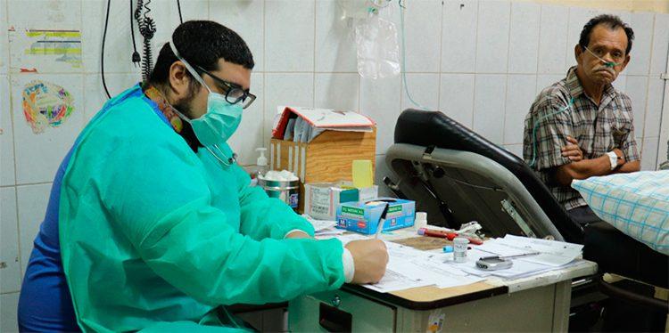 Cuatro hospitales son parte del Proyectó Solidaridad de la OPS