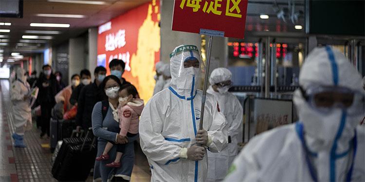 OMS descubre que el COVID-19 ya circulaba en Wuhan en diciembre, según CNN