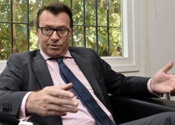 Alessandro Palmero:Unión Europea apoyará lucha contra COVID-19 y la recuperación económica de Honduras