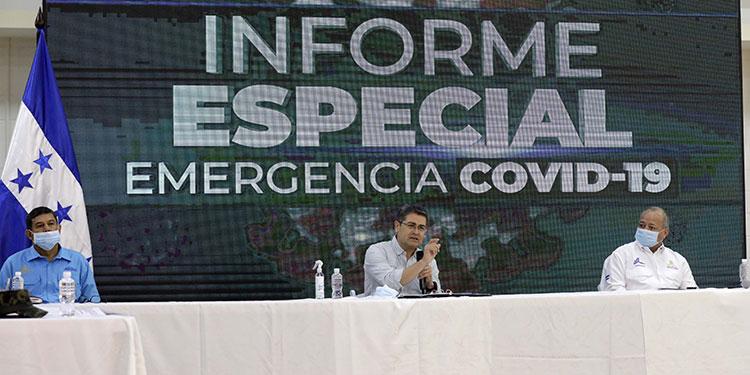 """Busquen qué hacer"", pide JOH a especuladores con calendario electoral"