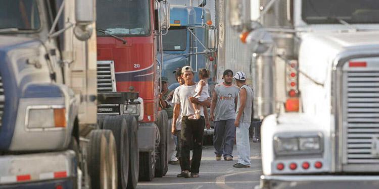 Medidas recíprocas a Costa Rica piden transportistas catrachos
