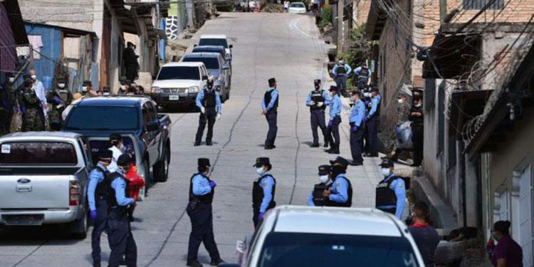 En Cortés buscan los casos de covid-19 casa por casa