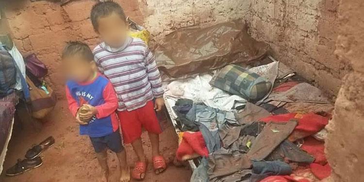 Vendavales provocan destrozos en Catacamas y Duyure