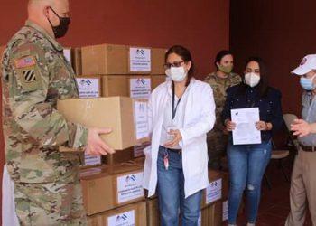 La directora del Hospital General Santa Teresa, Violeta Castañeda, manifestó su agradecimiento por la importante donación.