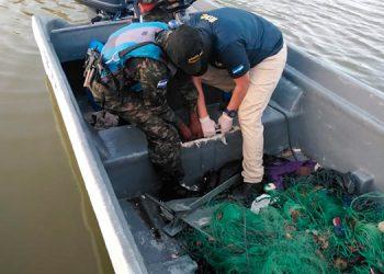 A 264 kilos ascienden paquetes de cocaína encontrados en lancha