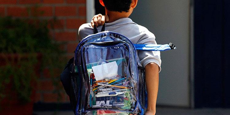 Los alumnos deberán iniciar su retorno a clases con los gados superiores.