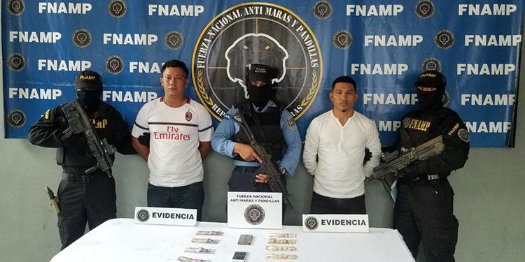 Ivis Rolando Reyes Sarmiento y Denis Alexander Pérez González fueron remitidos al juzgado correspondiente por el delito de extorsión.