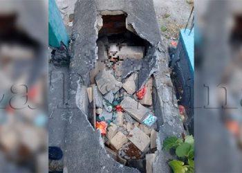 Supuestos brujos profanan cuatro tumbas y se roban esqueletos