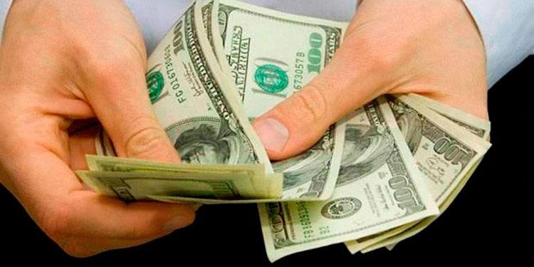 El envío de dólares procedentes en su mayoría de los Estados Unidos donde vive más de un millón de hondureños.