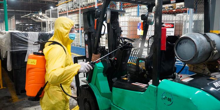 Maquiladores capacitan sus empresas sobre protocolos de bioseguridad