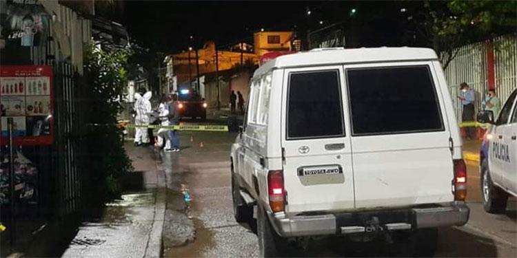El mecánico automotriz Kevin Daniel Servellón Valladares murió a manos de desconocidos y por razones aún no establecidas por la Policía Nacional.