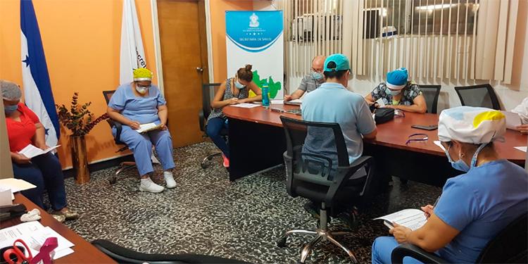 Secretaría de Salud avanza en el abordaje psicosocial frente a COVID-19