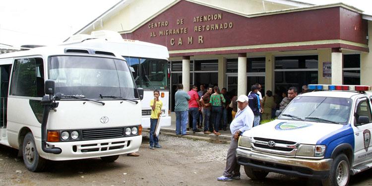 Las personas que están retornando lo hacen de manera voluntaria, especialmente de México.