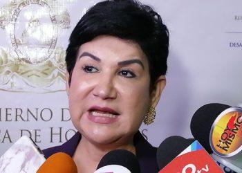 """María Antonia Rivera: """"Lo importante es  ese equilibrio que hemos estado hablando""""."""