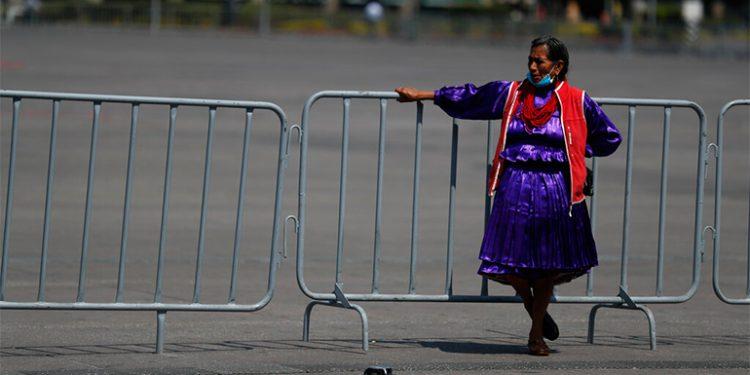 """México anuncia plan para regresar a la """"nueva normalidad"""""""