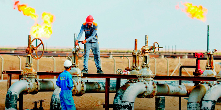 El petróleo de Texas llega a nivel más alto desde marzo