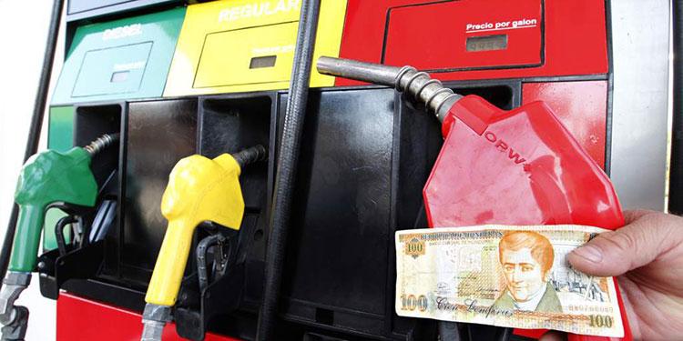 La importación de combustibles es liderada por el diésel, las gasolinas y el búnker.