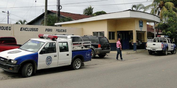Los 40 agentes de la unidad policial de Yoro se encuentran aislados por problemas de salud.