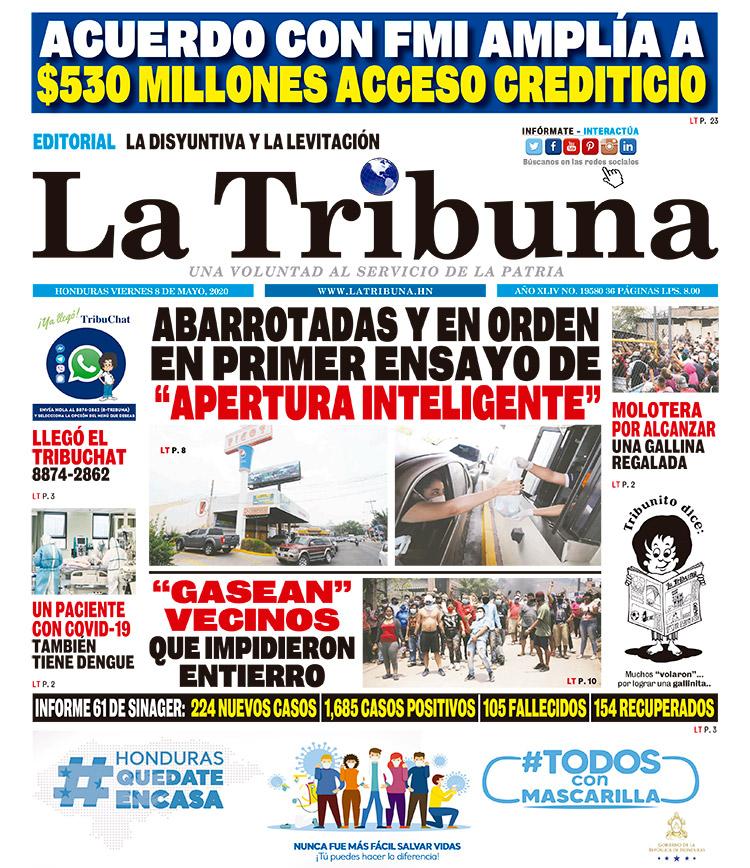 """ABARROTADAS Y EN ORDEN EN PRIMER ENSAYO DE """"APERTURA INTELIGENTE"""""""
