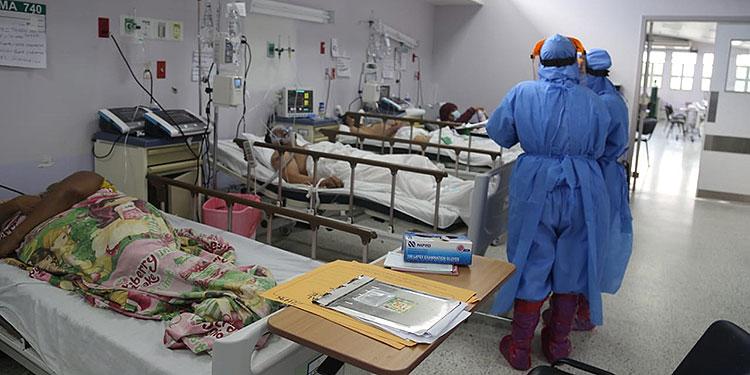 Con éxito se ha recuperado el primer paciente COVID, que recibió el tratamiento MAIZ por nueve días.