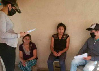 """Los maestros del Centro de Educación Básica """"José Alejandro Arita"""", no han abandonado en ningún momento a sus estudiantes."""
