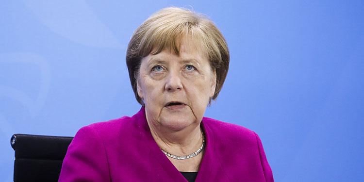 Merkel: Europa puede salir más fuerte