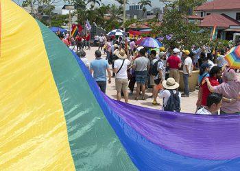 Las parejas del mismo sexo en Costa Rica podrán casarse a partir del 26 de mayo, cuando entrará en vigor una disposición judicial que autoriza esos matrimonios. (LASSERFOTO AFP)