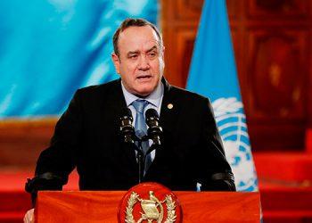 Guatemala critica a EE. UU.