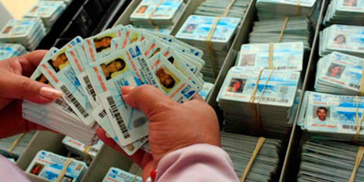 RNP garantiza nuevo censo electoral y nueva tarjeta de identidad para elecciones internas
