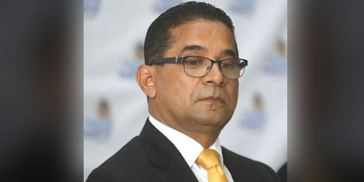José Juan Pineda, presidente del TSC.