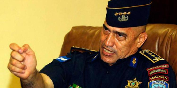 Defensa confirma que el Tigre Bonilla no ha salido del país