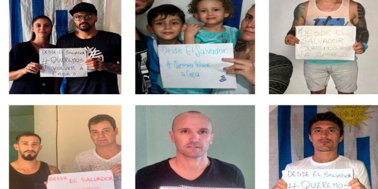 Futbolistas uruguayos en CA piden a su gobierno los retorne a su país
