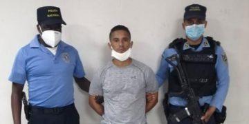 Grodwin Benito Rubio es acusado del delito de homicidio en perjuicio de Jorge Alberto Bonilla León.