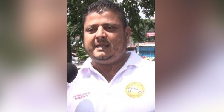Llevamos 65 días en confinamiento por el COVID-19 en nuestras casas, y ya no aguantamos más, dijo Víctor Aguilar.