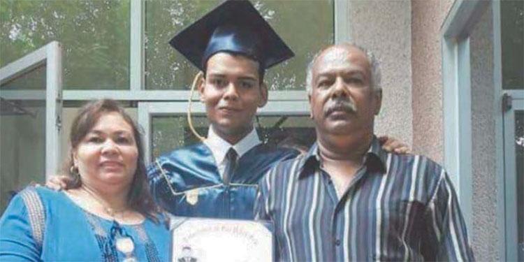 Abogado se suicida tras ultimar a esposa e hijo
