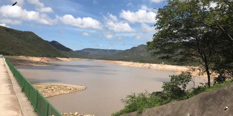 Con el agua lluvia y el trasvase de Los Laureles, las autoridades del SANAA consideran que la represa La Concepción se llenará en su totalidad.