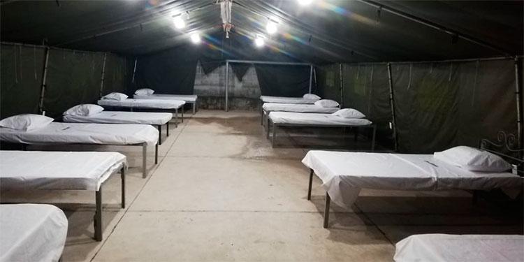 Hugo Maldonado Numero de contagiados en las prisiones sera alarmante