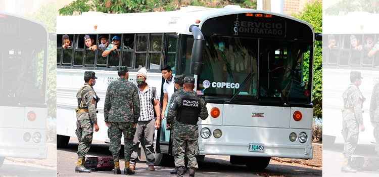 Más de 1,800 migrantes se han recibido en el Centro de Aislamiento Temporal