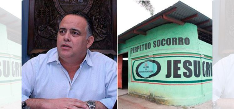 Armando Calidonio descarta muerte de adultos mayores por COVID-19 en asilo Perpetuo Socorro