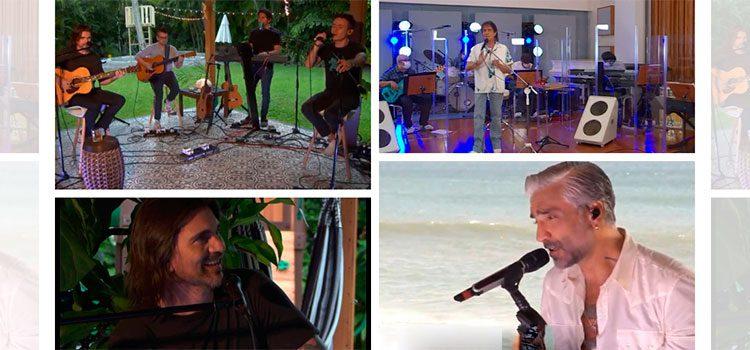 Alejandro Fernández, Juanes y Roberto Carlos dieron serenatas a ...
