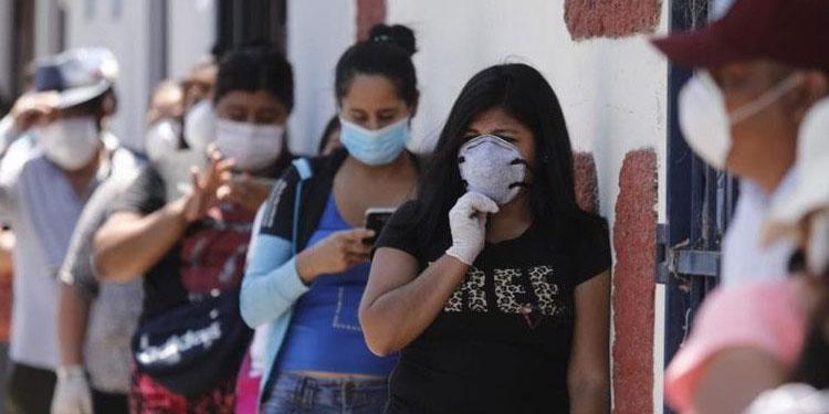 Muchas personas pueden andar circulando con positivo de coronavirus sin darse cuenta.