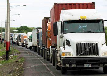Los bloqueos fronterizos amenazan con desabastecimiento en Centroamérica