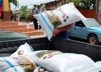 Bono Cafetalero generará unos 500 mil empleos según autoridades de la SAG