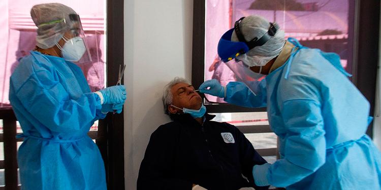 América Latina y el Caribe superan los tres millones de casos de covid-19