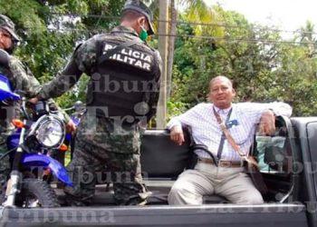 Capturan de nuevo al polémico apóstol Santiago en Tocoa, Colón (Video)