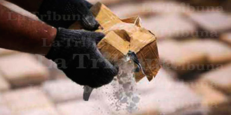 Incautan 1.4 toneladas de cocaína provenientes de Honduras en un puerto francés