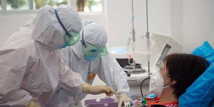 El nuevo patrón sanitario controla el avance del COVID-19 antes que llegue a la fase tres.