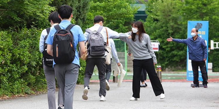 Corea del Sur reabre las escuelas; reporta 32 nuevos casos